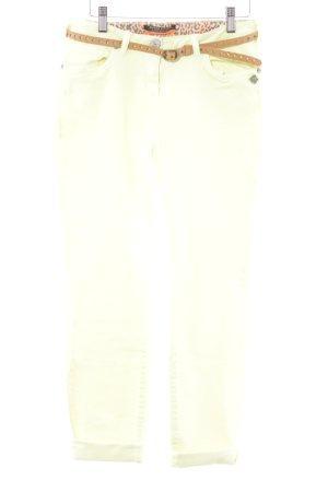 Maison Scotch Slim Jeans neongelb Casual-Look