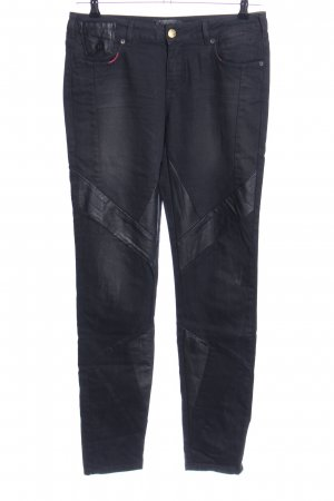 Maison Scotch Slim Jeans schwarz Casual-Look