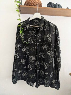 Maison Scotch & Soda Vintage Hemd Bluse Paris Designer Oversized