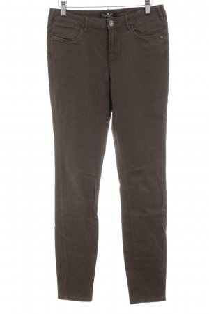 Maison Scotch Stoffhose braun Casual-Look