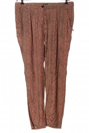 Maison Scotch Jersey Pants allover print casual look