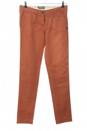 Maison Scotch Stoffhose hellorange Casual-Look