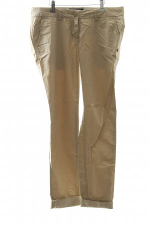 Maison Scotch Stoffhose beige Business-Look