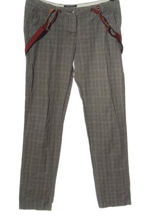 Maison Scotch Pantalon en jersey gris clair imprimé allover style décontracté
