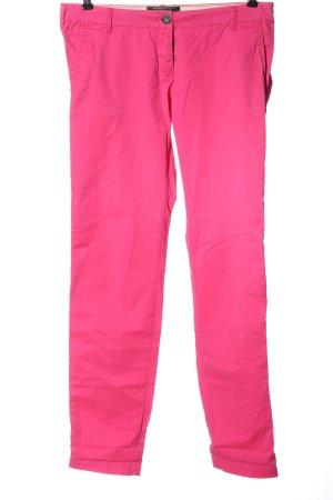 Maison Scotch Pantalon en jersey rose style décontracté