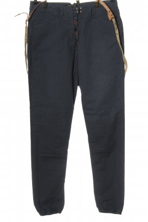 Maison Scotch Stoffhose blau Casual-Look