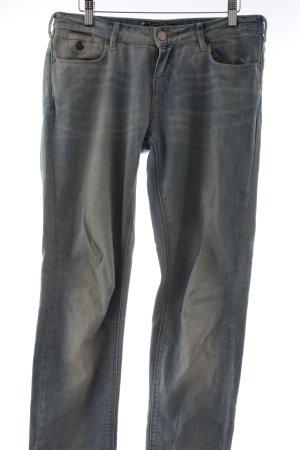 Maison Scotch Jeansy z prostymi nogawkami jasnoniebieski W stylu casual