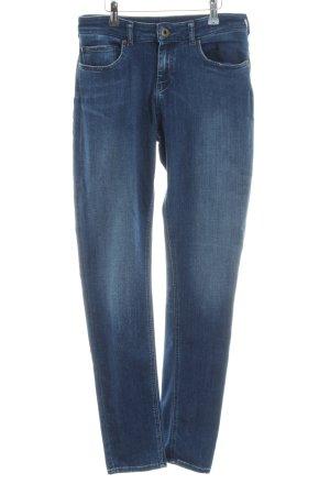 Maison Scotch Straight-Leg Jeans blau Casual-Look