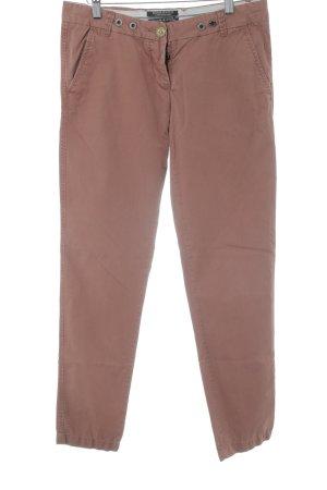 Maison Scotch Jeansy z prostymi nogawkami rudy W stylu casual