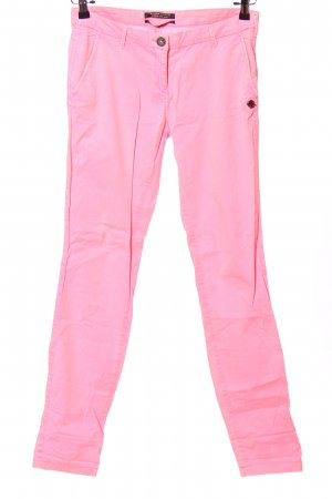 Maison Scotch Stretchhose pink Casual-Look