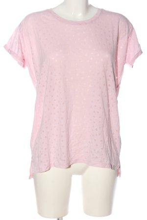 Maison Scotch T-Shirt pink Casual-Look