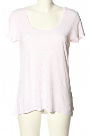 Maison Scotch T-Shirt mehrfarbig Casual-Look