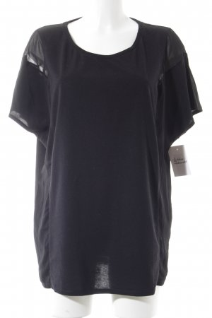Maison Scotch T-Shirt schwarz Casual-Look