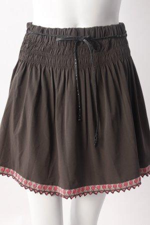 Maison Scotch Circle Skirt multicolored polyester