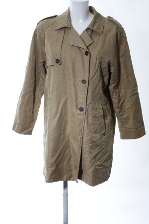 Maison Scotch Trenchcoat bronzefarben Casual-Look
