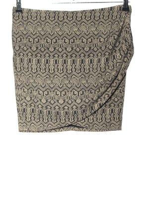 Maison Scotch Spódnica w kształcie tulipana jasnoszary-czarny W stylu casual