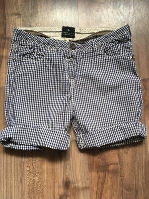 Maison Scotch Shorts bianco-blu