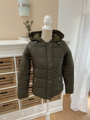 Maison Scotch Reversible Jacket khaki