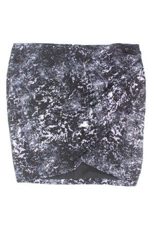Maison Scotch Jupe portefeuille noir