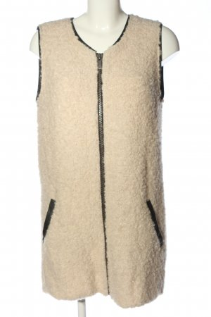 Maison Scotch Wollkleid creme Casual-Look