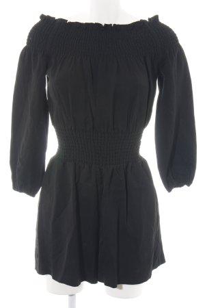Maje A-Linien Kleid schwarz Casual-Look