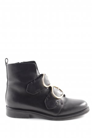 Maje Ankle Boots schwarz Casual-Look