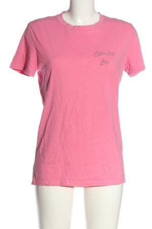 Maje Basic Shirt pink casual look