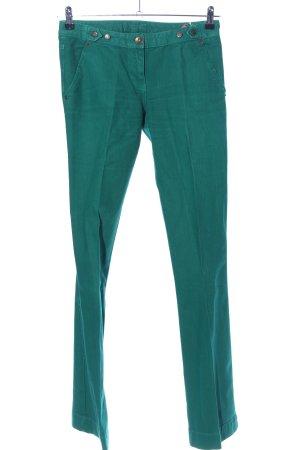 Maje Boot Cut Jeans grün Casual-Look
