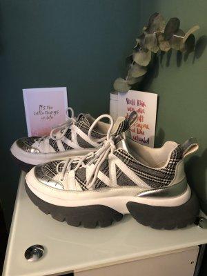 MAJE Chunky Sneakers