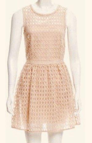 Maje Cocktail Dress dusky pink