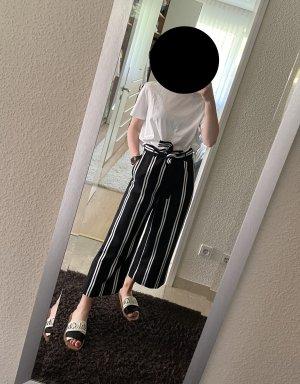 Maje Culottes white-black