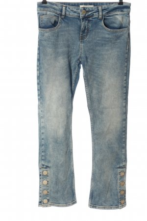 Maje Low Rise Jeans blue casual look