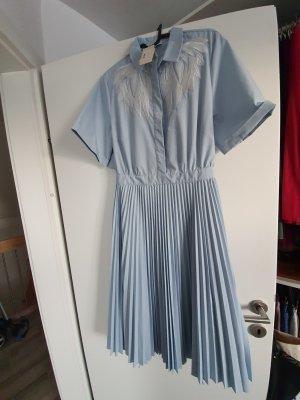 Maje Kleid in Babyblau Gr.T4/42