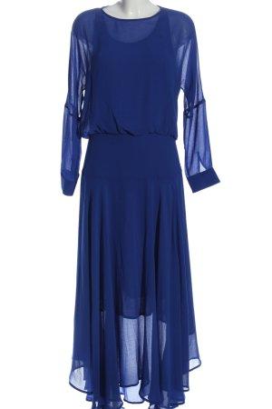 Maje Maxikleid blau Elegant