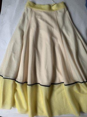 Maje Balloon Skirt primrose-rose-gold-coloured