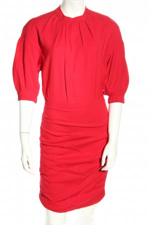 Maje Minikleid rot Casual-Look