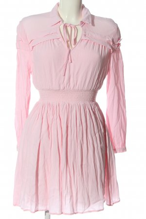 Maje Minikleid pink Elegant