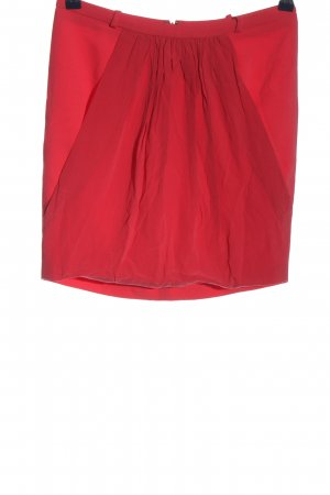 Maje Mini rok rood casual uitstraling