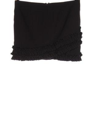 Maje Mini rok zwart casual uitstraling