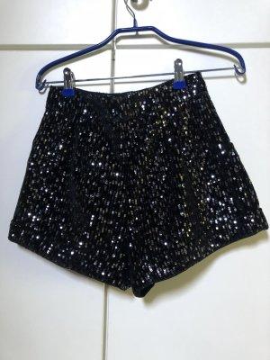 Maje Paris Pailletten shorts