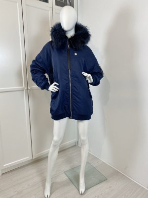 Maje Oversized Coat multicolored