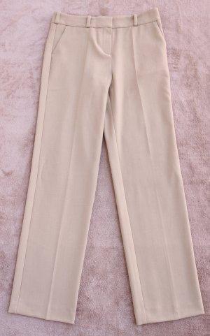 Maje Pantalon chinos beige-chameau