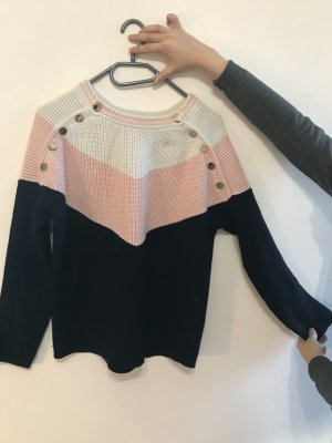 Maje Fine Knitted Cardigan rose-gold-coloured