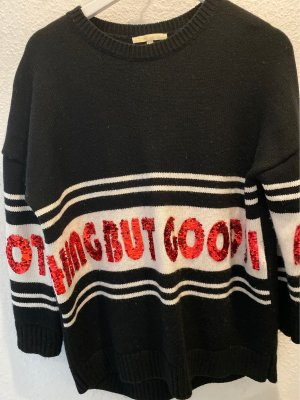 Maje Wool Sweater multicolored