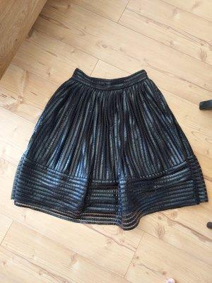Maje Tulip Skirt black