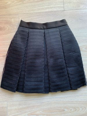 Maje Balloon Skirt black