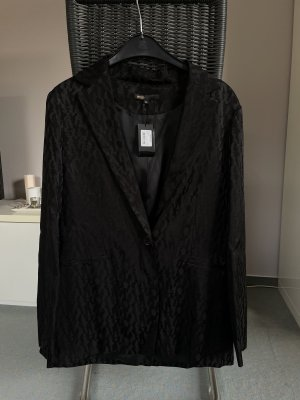 Maje Tuxedo Blazer black