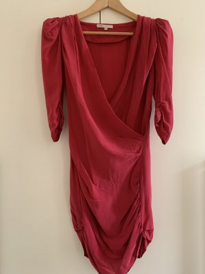 Maje silk dress size 38