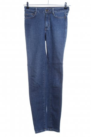 Maje Skinny Jeans blau Casual-Look