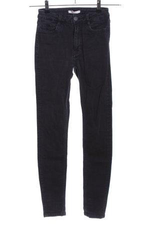 Maje Skinny Jeans schwarz Casual-Look